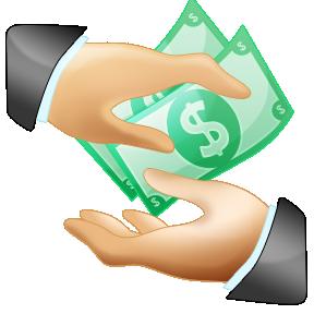 cash zahlung
